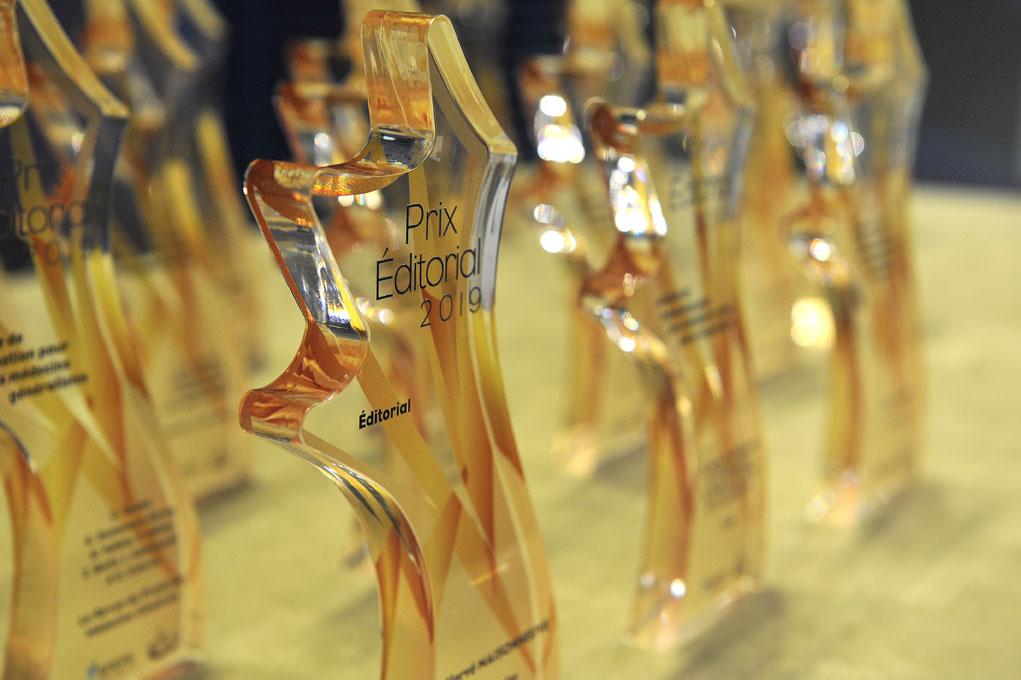 20ème anniversaire du Prix Éditorial de la Presse et de l'Édition Professions de Santé