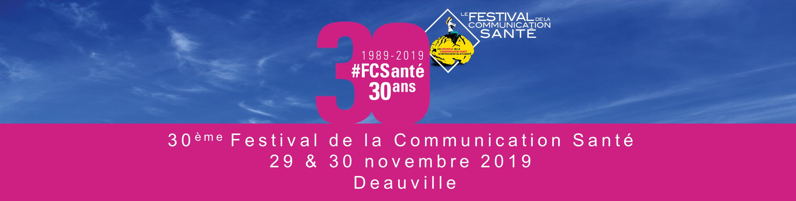 Le SPEPS partenaire du 30ème Festival de la Communication Santé