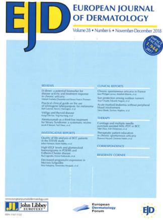 EJD (European Journal of Dermatology)