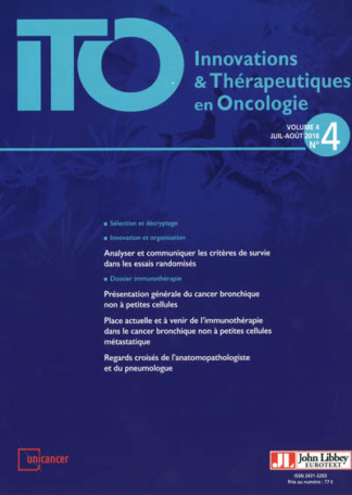 INNOVATIONS & THERAPEUTIQUES EN ONCOLOGIE