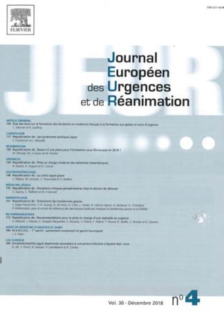 JEUR (Journal Européen des urgences et de Réanimation)