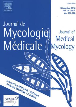 JOURNAL DE MYCOLOGIE MEDICALE