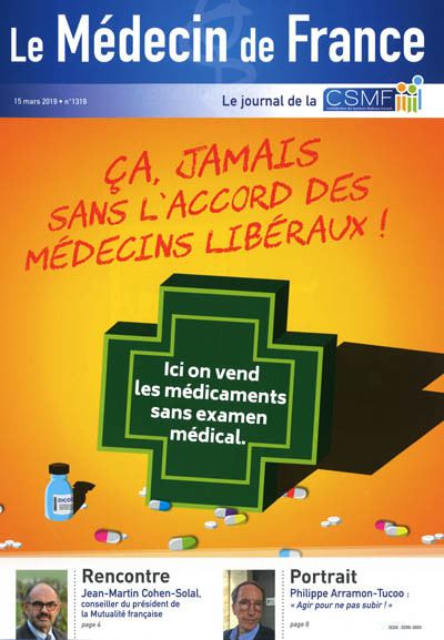 MEDECIN DE FRANCE (LE)