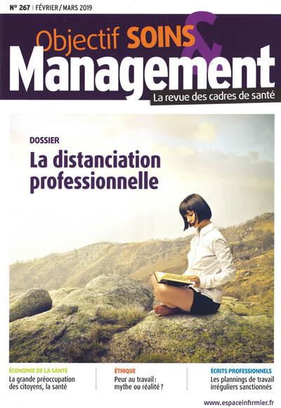 OBJECTIF SOINS & MANAGEMENT (La revue des cadres de santé)