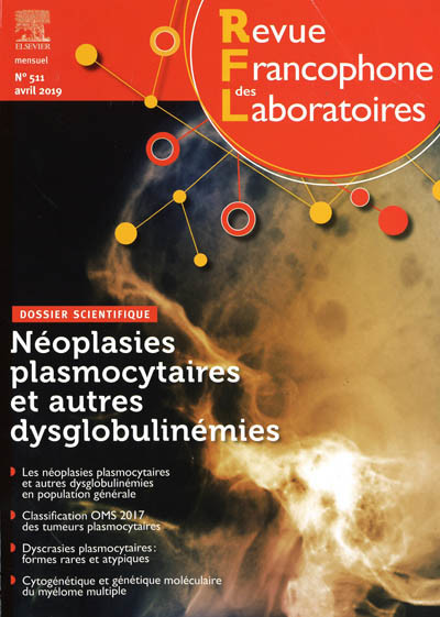RFL (Revue Francophone des Laboratoires)